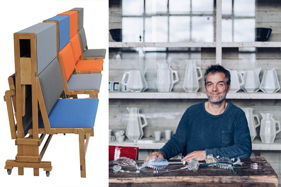 Diseñador Piet Hein Eek.