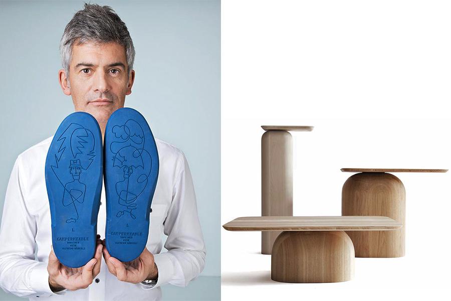 Diseñador Alfredo Häberli.