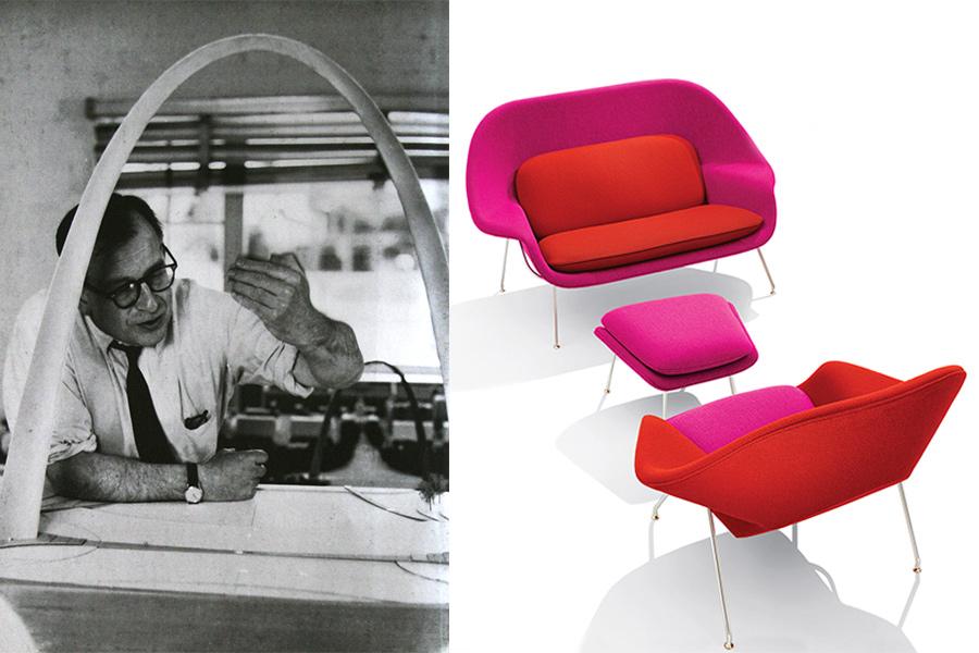 Arquitecto Eero Saarinen.