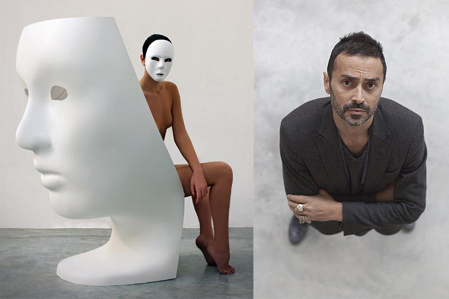 Diseñador Fabio Novembre.