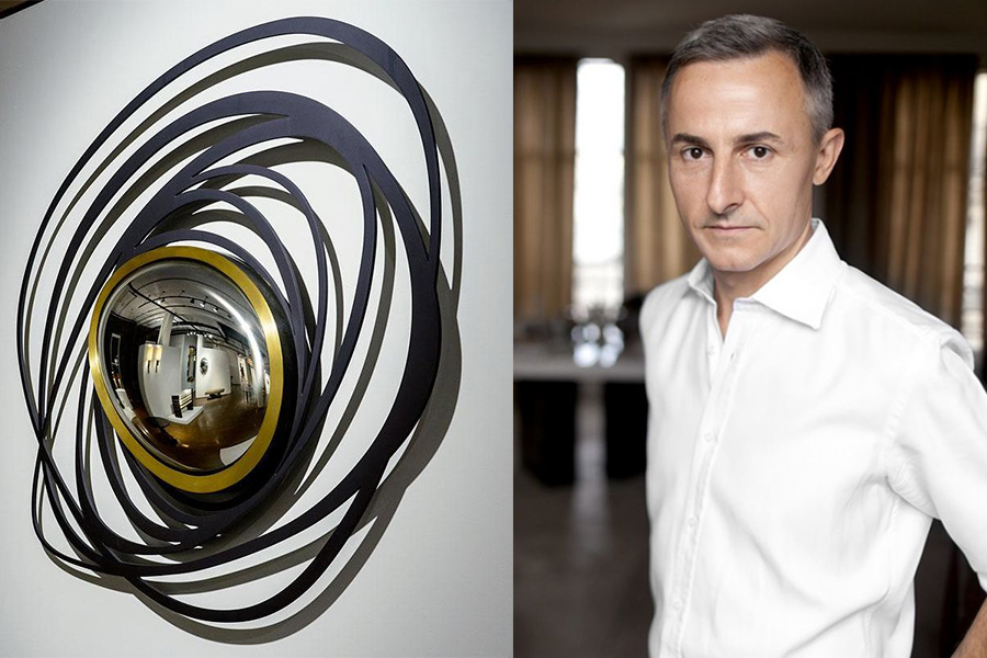 Diseñador Hervé Van der Straeten.