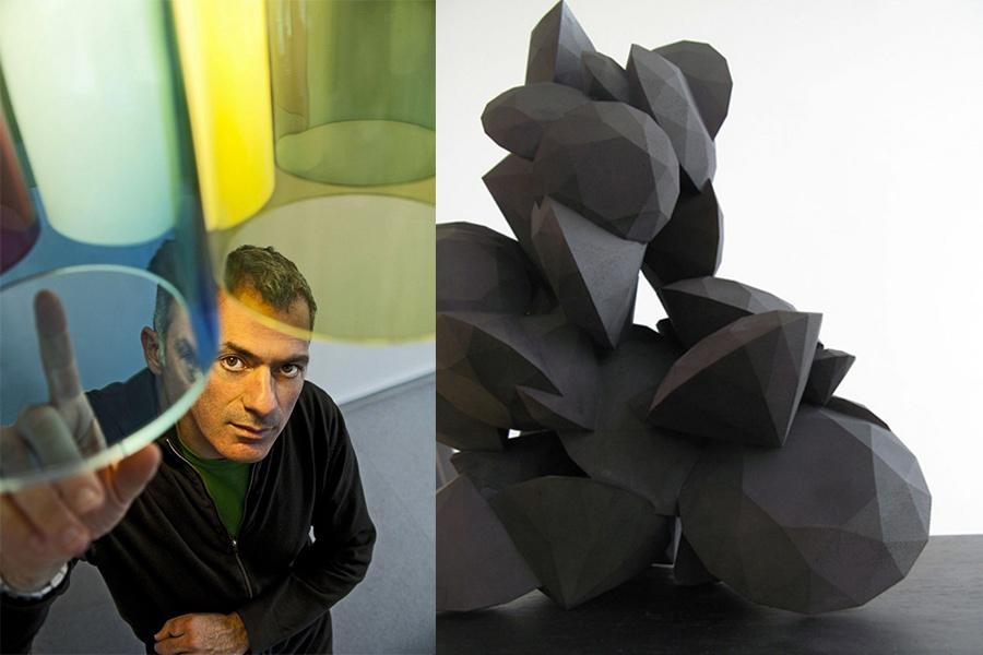 Arik levy dise ador industrial y de interiores par s - Disenador de interiores online ...