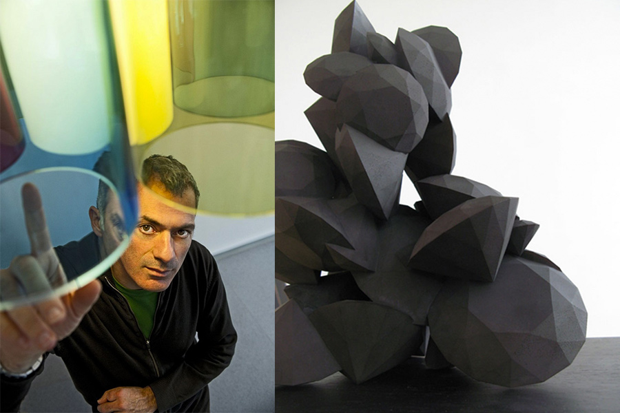 Diseñador Arik Levy.