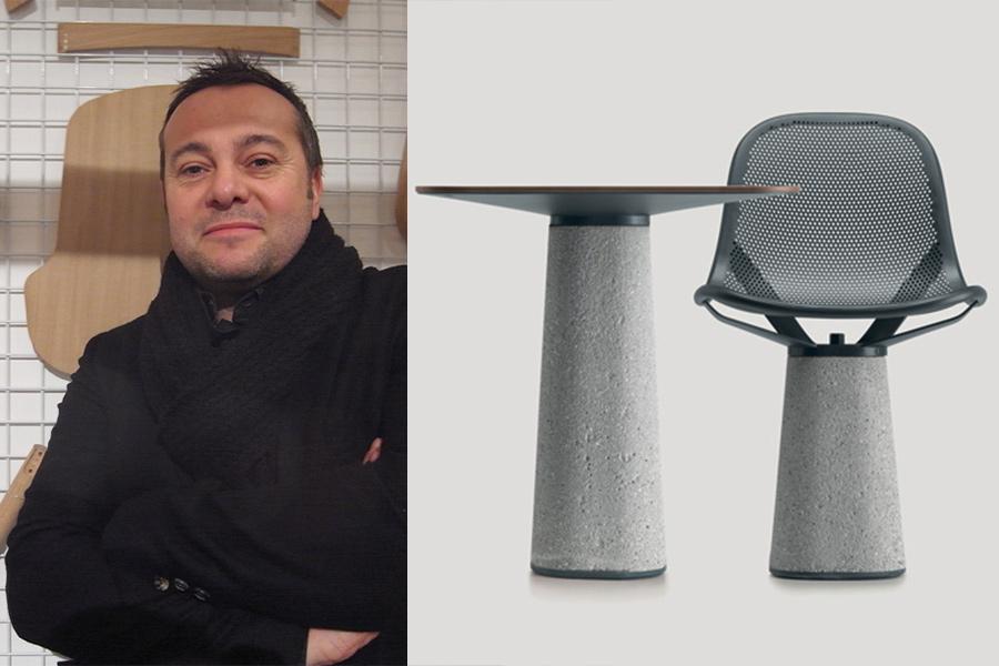 Designer Patrick Norguet.