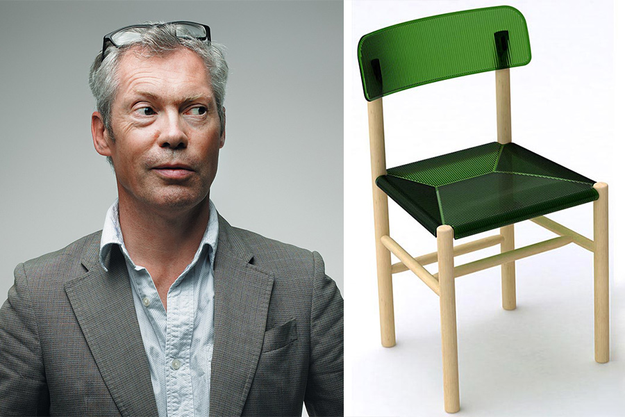 Diseñador Jasper Morrison.