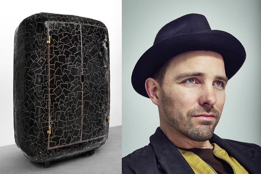 Designer Maarten Baas.