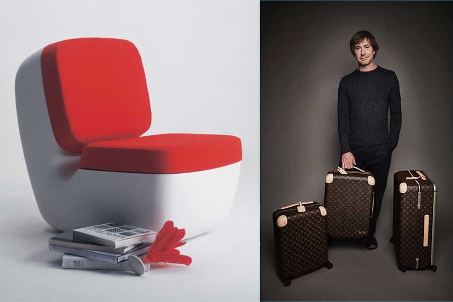 Marc newson estudio de decoracion diseno y arquitectura - Estudio de decoracion ...