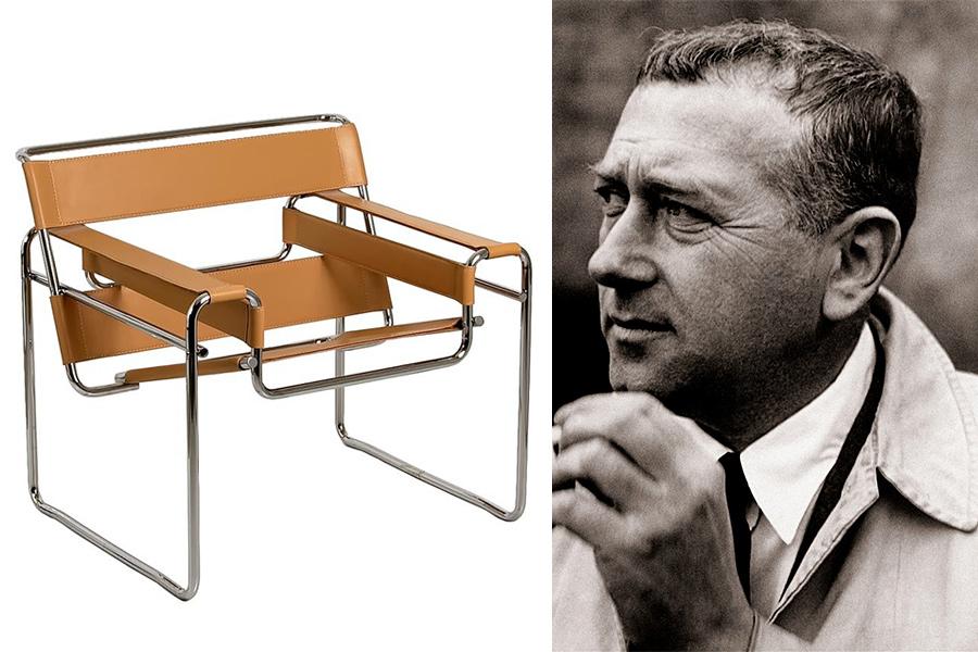 Arquitecto Marcel Breuer.