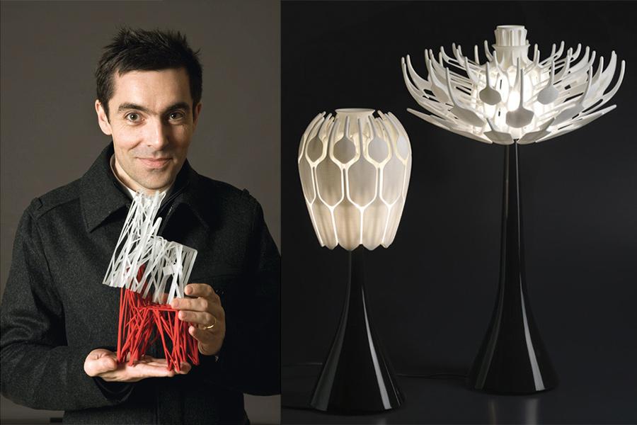 Diseñador Patrick Jouin.
