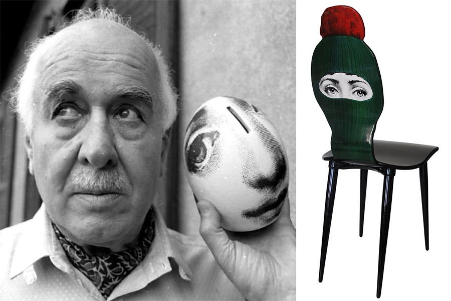 Piero fornasetti - Disenador de interiores online ...