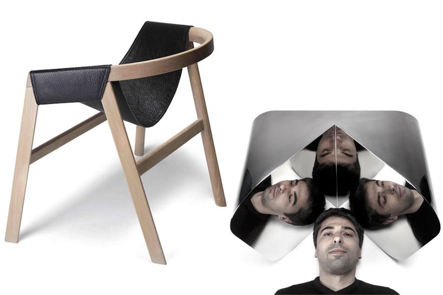 Diseñador Toni Grilo.