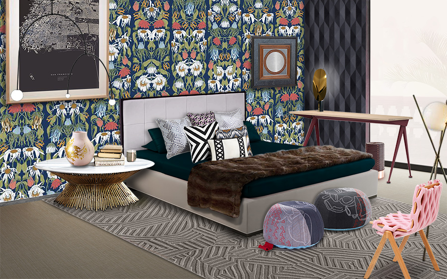 Decorar habitaciones de hotel con encanto y muy atractivas for Programa para decorar habitaciones online