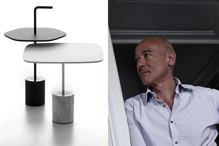 Diseñador Francesco Rota.