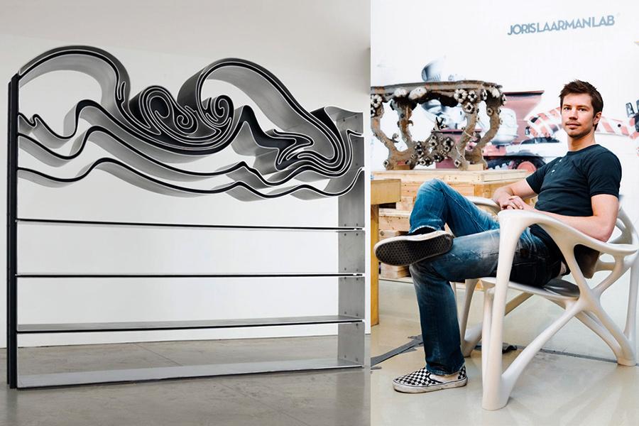 Designer Joris Laarman.