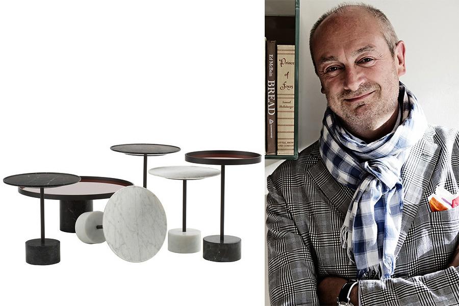 Arquitecto y Diseñador Piero Lissoni.