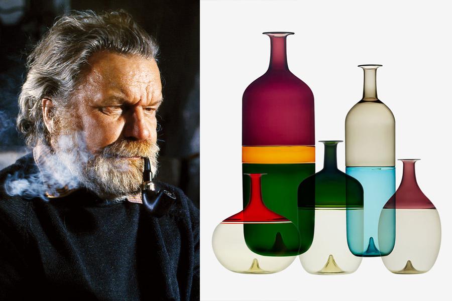 Diseñador Tapio Wirkkala.