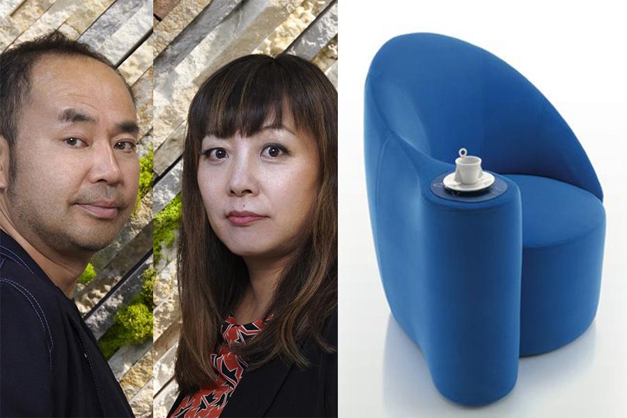 Designers Setsu y Shinobu Ito.