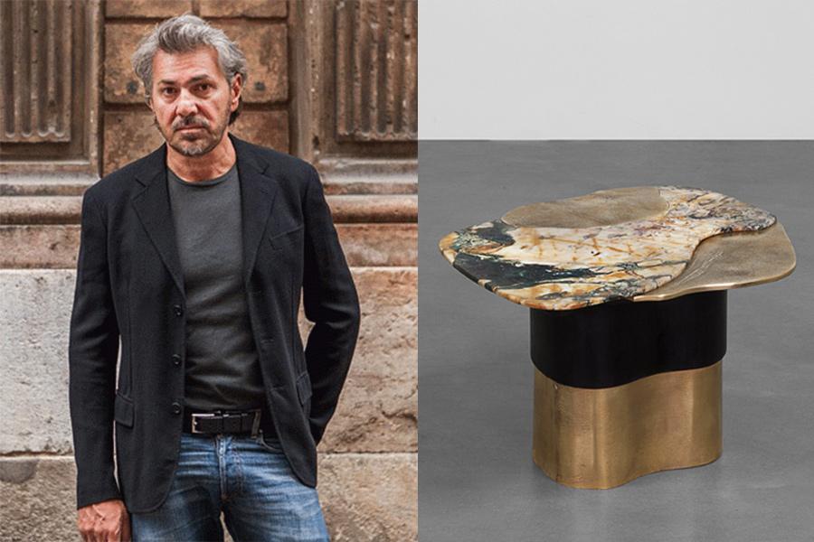 Arquitecto y diseñador Vincenzo de Cotiis.