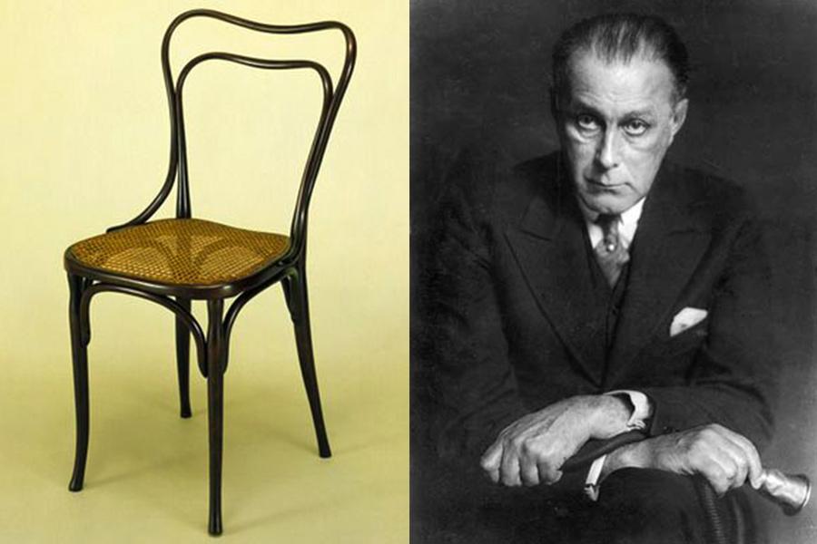 Arquitecto Adolf Loos.