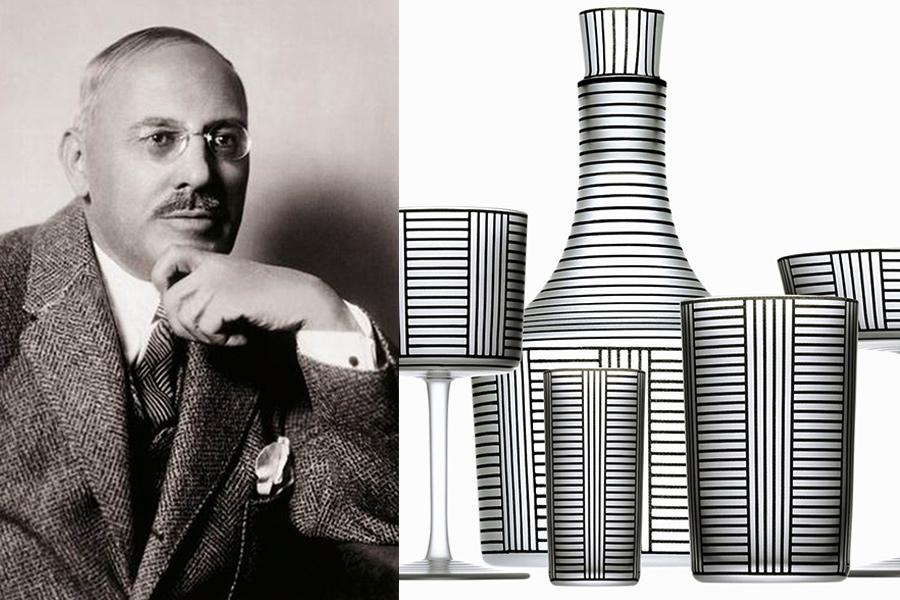 Arquitecto Josef Hoffmann.