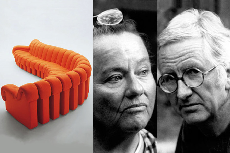 Diseñadores Ueli y Susi Berger.