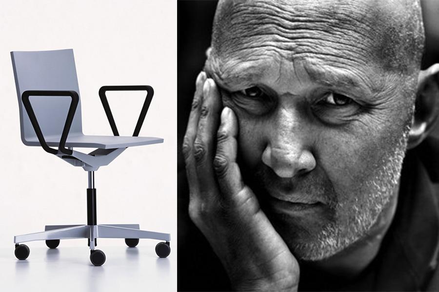 Designer Maarten Van Severen.