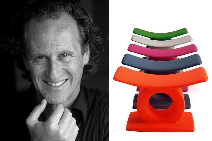 Designer Matteo Thun.