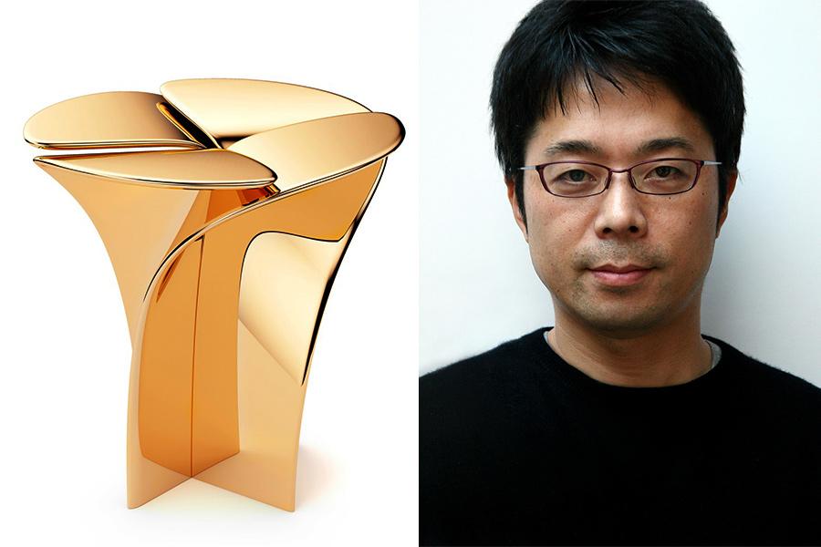 Designer Tokujin Yoshioka.
