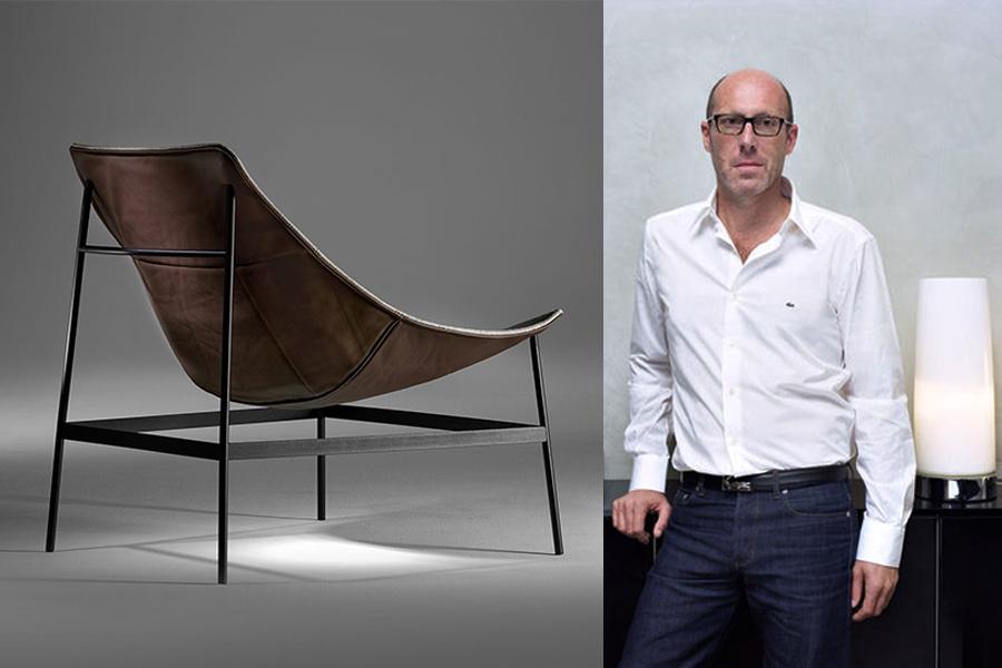 Designer Christophe Pillet.