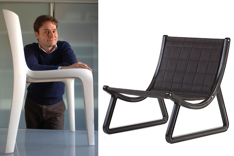 Designer Marco Acerbis.