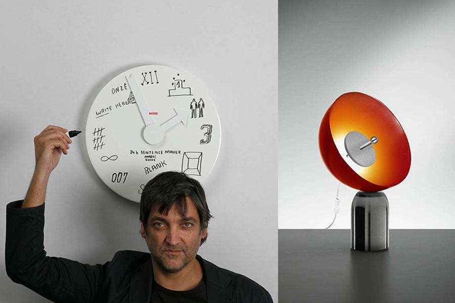 Diseñador Martí Guixé.