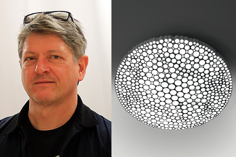 Designer Neil Poulton.