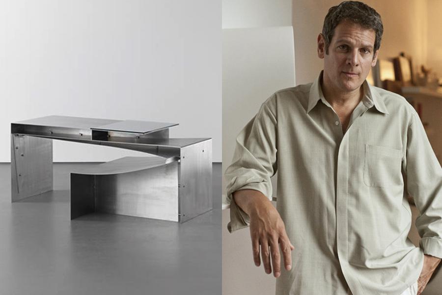 Designer Philip Michael Wolfson.