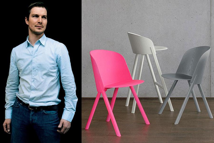Designer Stefan Diez.
