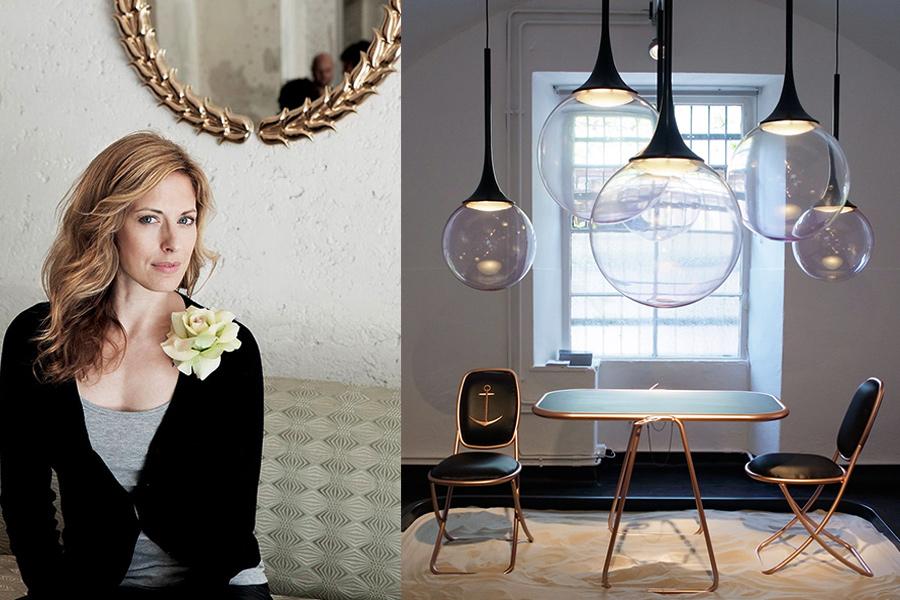 Designer Nika Zupanc.
