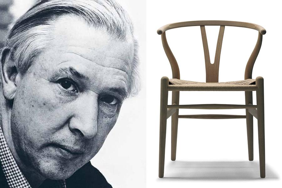 Designer Hans J. Wegner.