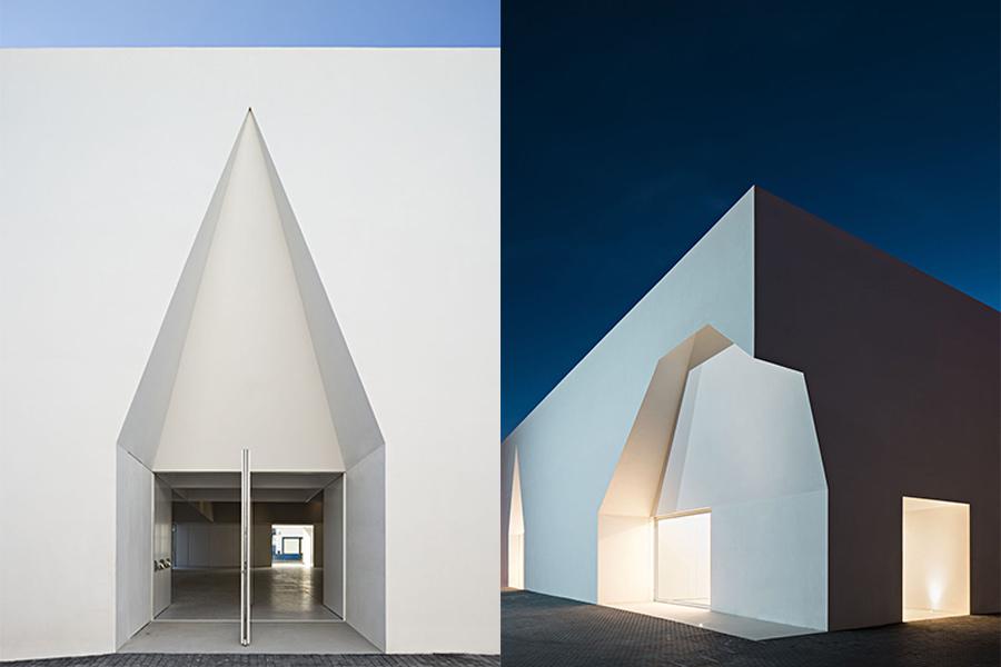 Estudio de arquitectura Aires Mateus.