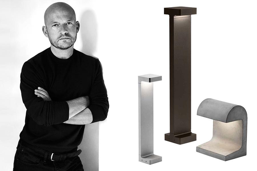 Designer Vincent Van Duysen.