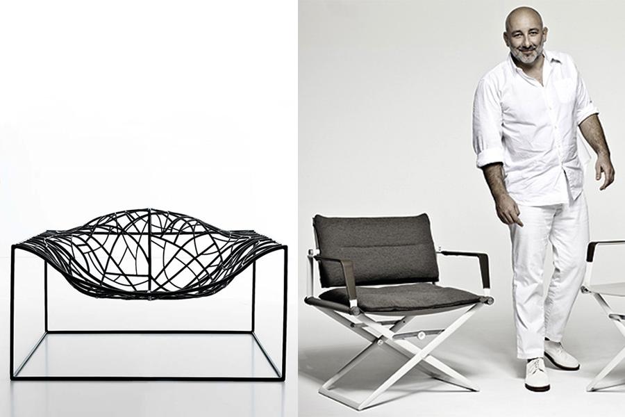 Designer Jean-Marie Massaud.