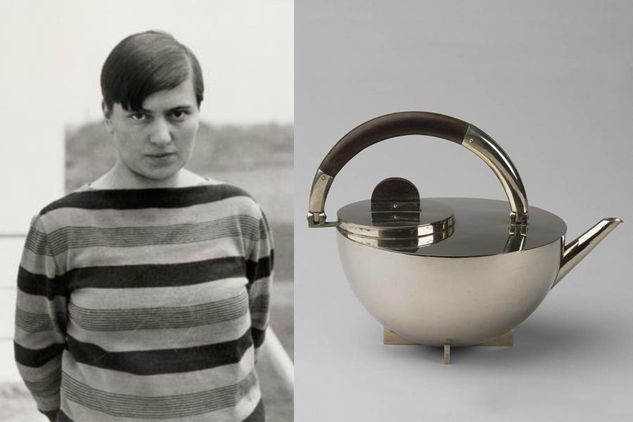 Designer Marianne Brandt.
