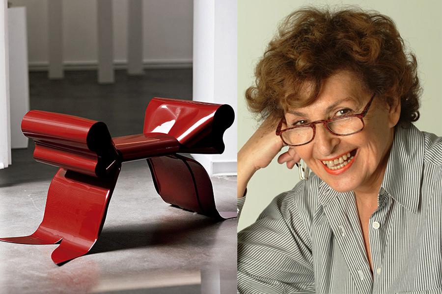 Designer Maria Pergay