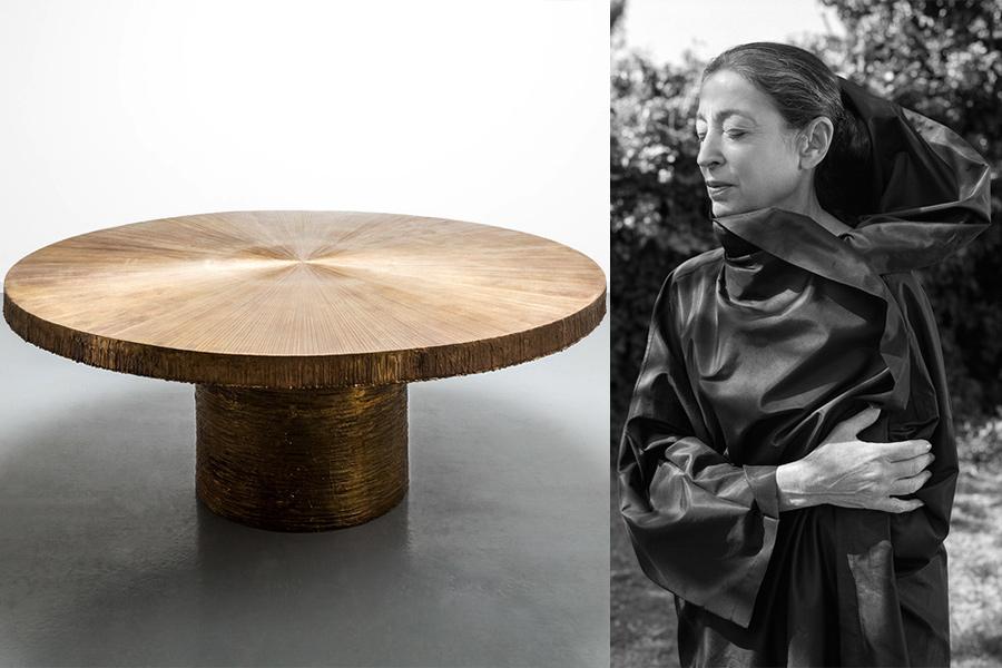 Designer Michele Oka Doner